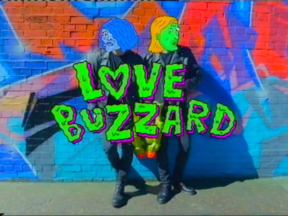 Love Buzzard - Cash