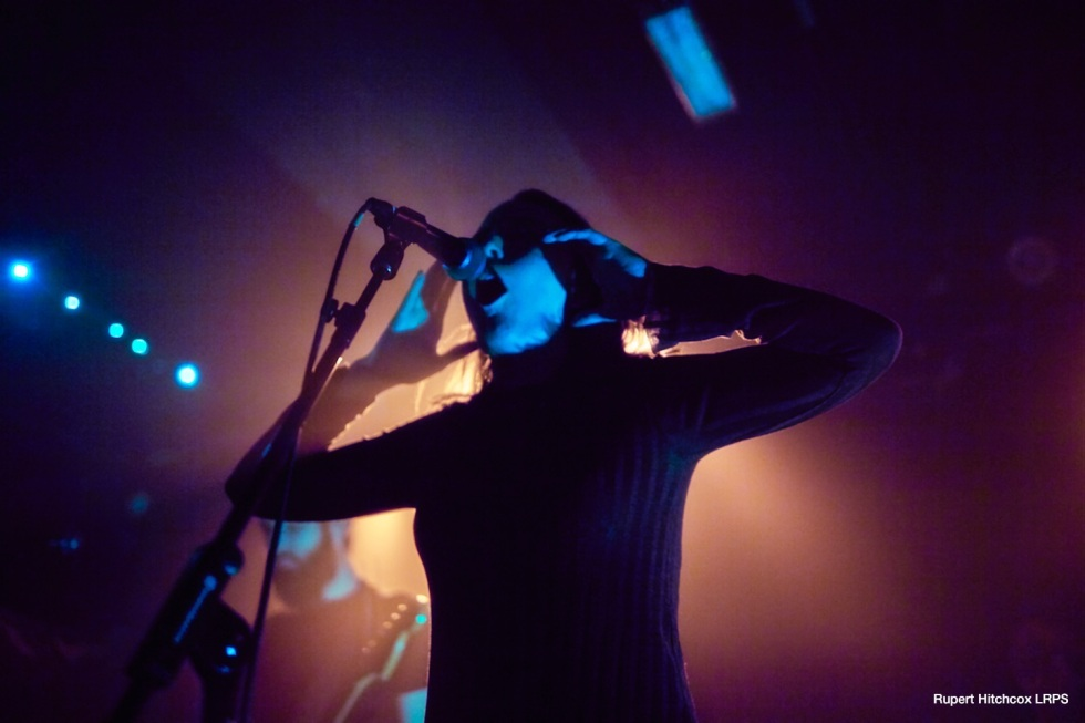 Some weird Sin at the Lexington, Thursday 21st Jan 2016