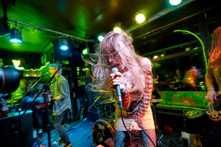 "Camden Rocks Festival proudly presents Punk-Rock Psychedelic phenomenon Healthy Junkies plus Pretty Pistol, Dead At Eleven and Dutch Mustard live at The Monarch. Since the continued success of Camden Rocks Festival, we're running a string of 'presents' shows to give you some of the best new alternative, indie, rock & metal music about! Doors - 6:45pm // Price - £7.00 Adv. Tickets - http://camdenrocks.seetickets.com •••••••••••••••••••••••••••••••••••••••••• About: Healthy Junkies - www.facebook.com/healthyjunkiesband Punk Rock / Grunge / Psychedelic phenomenon Healthy Junkies continue on their quest to stimulate and celebrate the great rock'n'roll lifestyle. Promoting their 4th studio album out now on Cargo Records, they will be performing new songs off the album along with old faves in their own unique way. Expect melodic chaos and theatrical mayhem... Pretty Pistol - www.facebook.com/prettypistoluk Pretty Pistol is a loud 4-piece garage punk band born in London. After a chance encounter at a Hole gig in Birmingham back in 2010 – plus several drinks and a trashed hotel room – singer Laura Le Rox and drummer Emma Waller met up in Camden's finest public toilet-turned-rehearsal room five years later to form Pretty Pistol with guitarist Billy Larsen and bassist Nick Arnell. Dead At Eleven - www.facebook.com/deadateleven Dead At Eleven are a four piece band from London specialising in Energy Rock (EnRo). Driving guitar riffs, high energy bass lines and great vocal melodies form the spine of their sound and their captivating stage presence mean that their live shows have gained critical acclaim. The band has a single mission: to make people dance, feel and forget about real life. Dutch Mustard - www.facebook.com/dutchmustard ""Dutch Mustard are a 4 piece Grunge Rock band heavily influenced by their collective love of 90s music, containing elements from Hard Rock and Alterna"