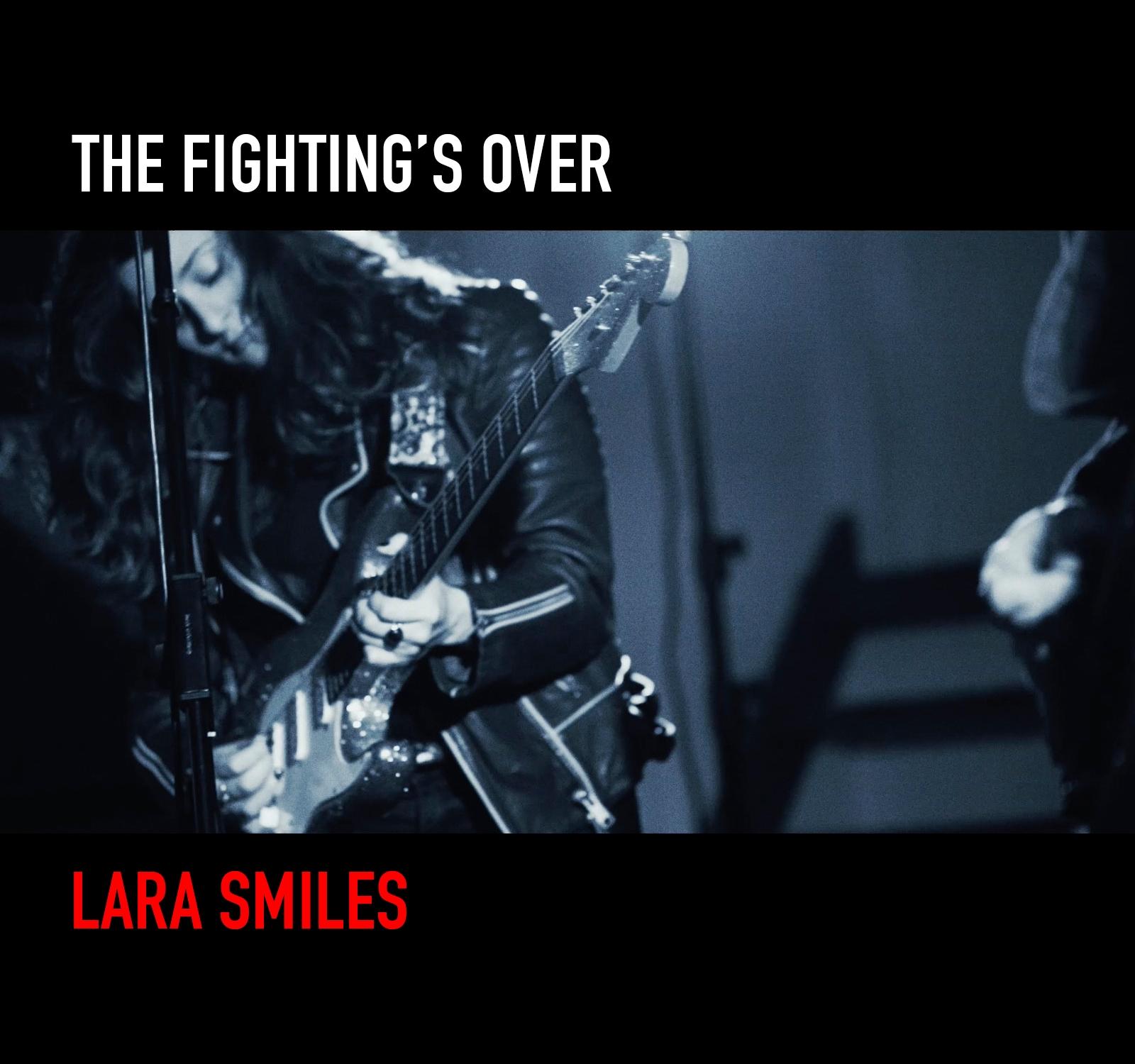 Video Premiere: Lara Smiles – The Fighting's Over – Joyzine