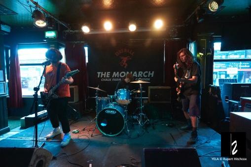 Camen Rocks Presents at the Monarch