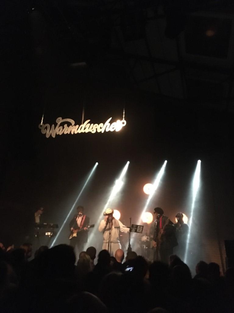 Live Review: Warmduscher At Village Underground