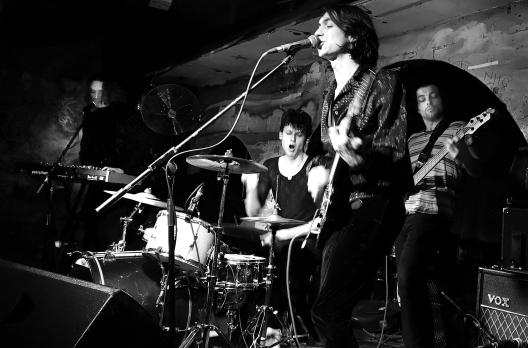 Strange Cages-Shacklewell Arms-12 March 2020 (14b)